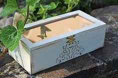 Krabičky - Krabička na čaj - 6817476_