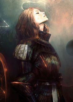 scifi-fantasy-horror:  Era One 8 by masana