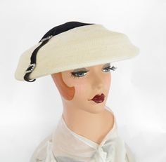 560 Best Womens hats 1950s images in 2019  66d65df95f57