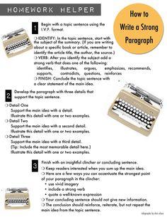 essays steps write essay