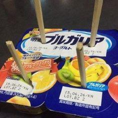 【発想の勝利】2015年、ネットで「これは試す!」と騒がれた裏技レシピ(8選) Sweets Recipes, Diet Recipes, Snack Recipes, Cooking Recipes, Snacks, Japanese Sweets, Japanese Food, Making Sweets, Cold Desserts