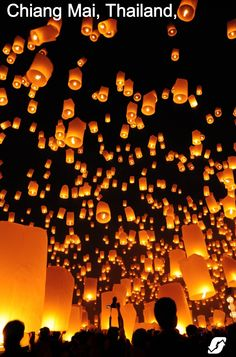 Bucket list: Thailand Lantern Festival. Your bucket list starts here – book now with Orbitz.