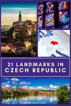 21 Amazing Czech Republic Landmarks For Your 2021 Bucket List
