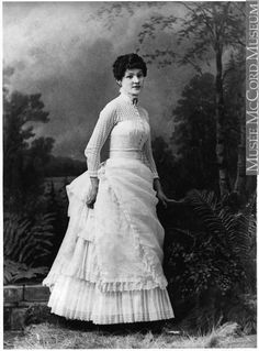 1886 - sheer! Oh I wish there was more info on this dress!