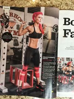 Eva Marie Natalie Eva Marie, Professional Wrestling, American Actress, Punk, Actresses, Workout, Sexy, Fitness, Model