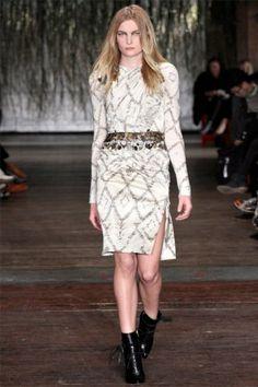 Altuzarra Fall 2012   New York Fashion Week