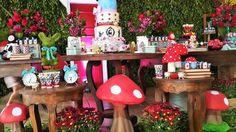 Encontrando Ideias: Festa Alice no País das Maravilhas!!