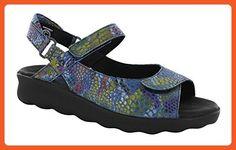 b631065b6a8 Wolky Women s Jeans Blue Multi Color Fantasy Pichu 41 M EU - Sandals for  women ( Amazon Partner-Link)