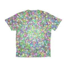 PASTEL HEMP Men's All Over Print T-Shirt > ALL OVER PRINT T-SHIRTS > Designs By AlienWear.com Online Store