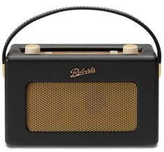 Roberts Retro Radio iStream 2 WIFI Black
