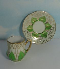 Ardalt Occupied Japan Cup and Saucer