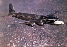 In 1947, <i>Sacred Cow</i> was replaced with <i>Independence</i> by President Truman, who named it after his hometown. The Douglas DC-6 Liftmaster's nose was painted as a bald eagle.
