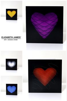Heart Cards, Elizabeth And James, Greeting Cards, Shop, Fun, Store, Lol, Funny