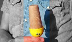 Heerlijke yoghurt ijs met banaan en chocolade    #recept #smaakexplosie #ijs #yoghurt-ijst