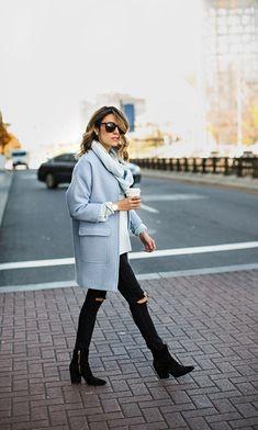 Deze layered outfits zijn perfect voor het najaar | Fashionlab