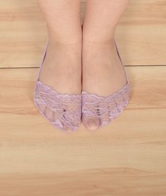 Lace Socks For Flats