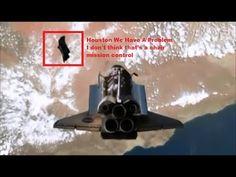 Cavaleiro negro: misterioso satélite UFO