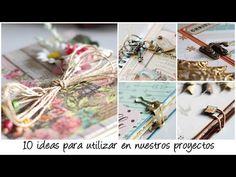 TIP-10 ideas para utilizar en nuestros proyectos - YouTube