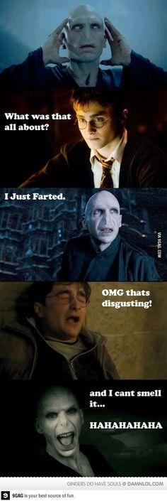 Troll level: Voldemort
