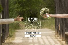 Lets get your skin looking fabulous for your big day! Message me I can help! https://www.facebook.com/