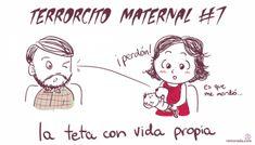 15 ilustraciones sobre miedos en la maternidad te harán reír   Blog de BabyCenter