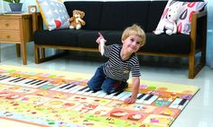 Dwinguler Music Playmat