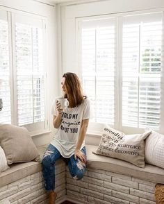 The perfect comfy and casual outfit Wednesday via @coffeeandavogue.  I Told my Therapist About You tee from t+j Designs.