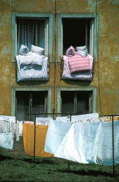 laundry day...but, where