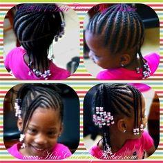 Hair Care by Amber - Braids- Cornrow Designs