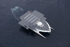 The Solar Powered Boat - Well Done Stuff !