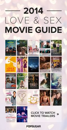 Our Ultimate Guide to Sweet and Sexy Movies Vampire lovers, nymphomaniacs, and gut-wrenching book adaptations: this year's romantic films run the gamut from heartbreaking to erotic — which one Best Teen Movies, Good Comedy Movies, Netflix Movies To Watch, Movie To Watch List, Romantic Comedy Movies, Disney Movies To Watch, Good Movies To Watch, Top 10 Love Movies, Teenage Movies List