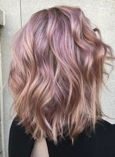 21 Rose Gold Hairsty