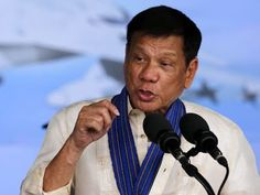 Philippines President Lambasted The United Nations Browbeat To Pull Out The Organisation Of Its Anti-drugs Policies