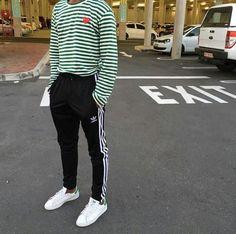 13ea05250 Calça Adidas  5 Maneiras de Usar as Track Pants no Visual Masculino