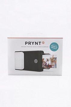 """Smartphone-Fotodrucker """"Prynt"""" in Schwarz - Urban Outfitters"""