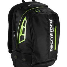 #Squash - Tecnifibre Back Pack - Holds 2 rackets -  R850.00