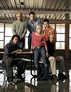 Veronica Mars how I miss this show can't wait for the movie! :)