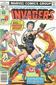 The Invaders (1975) Issue #17 - Read The Invaders (1975) Issue #17 comic online in high quality