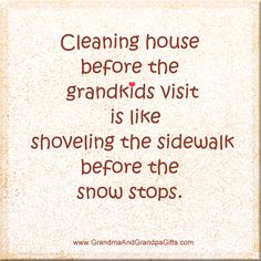 Grandkids ...