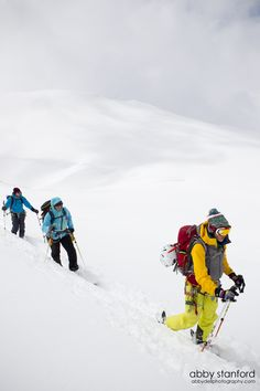 Backcountry travel. #AFS #outdoored