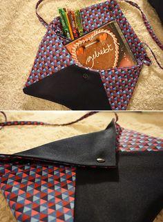 """Handtasche """"Linnea"""": http://de.dawanda.com/product/95109095-schnittmuster-naehanleitung-handtasche-linnea"""
