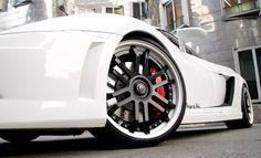 white cars <3; my other fav!