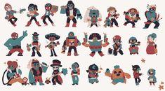 김버섯 (@425250901a) | Twitter Character Flat, Skullgirls, Star Art, Art Memes, Character Design Inspiration, Art Inspo, Fashion Art, Cool Art, Fanart