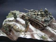 Dioramas and Vignettes: StuG III in action, photo #15