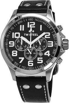 TW Steel Pilot Mens Watch Model: TW412
