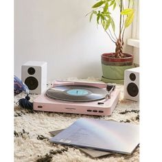 Tourne disque audio technica #pink #girly https://shoppers.theshopally.com/sophie-etchart/20160920/tourne-disque-audio-technica-pink-girly-1