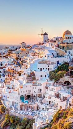 "The thing people always say when they first set foot upon Santorini is: ""it's just how I've always dreamed Greece would be!"" Now make your dreams come true with our Santorini Travel Guide. Dream Vacations, Vacation Spots, Vacation Travel, Summer Travel, Vacation Places, Vacation Rentals, Places To Travel, Places To Go, Greece Places To Visit"
