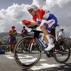 Tom Dumoulin ITT Stage 18 Tour de France 2016