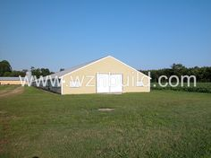 Hebei Weizhengheng Modular House Technology Co. Barn With Living Quarters, Cattle Barn, Steel Structure Buildings, Sheds For Sale, Country Barns, Barn Plans, Land For Sale, Poultry, Land Search