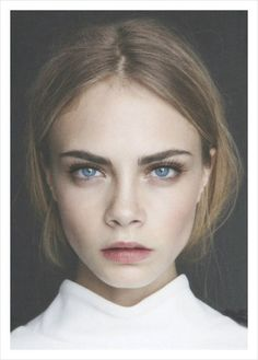 The strange beauty of Cara Delevingne